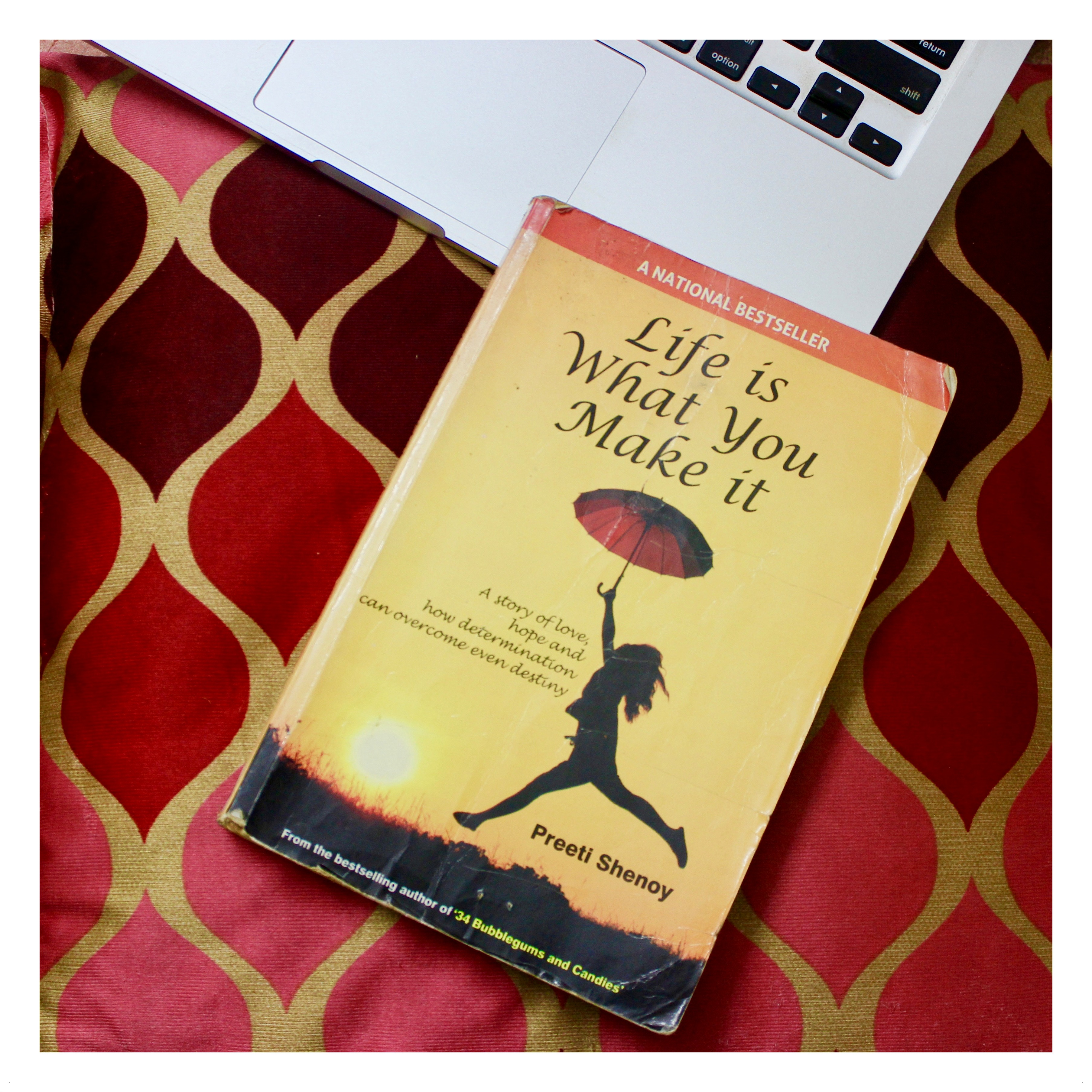 Book Recommendation – Life Is What You Make It
